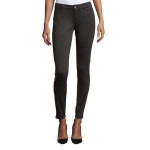 Michael Michael Kors Stretchy Ponte Pants Navy